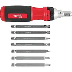10-in-1 ECX Multi-Bit Ratcheting Screwdriver
