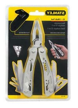 Stanley 84-519K 12-in-1 Multi Tool