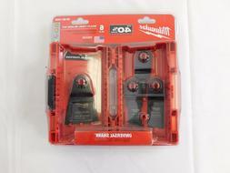 Milwaukee 48-90-1006 6 pc. Multi-Tool Blade Kit
