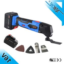 16V <font><b>Cordless</b></font> Variable Speed Renovator Mu