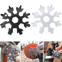 18 In1 Incredible Stainless Multi-tool Practical Manual Tool