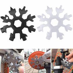 Snowflake Household Multi Tool Snow Flake 18-1 Steel Shape F