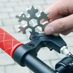 19-in-1 Multi-tool Wrenches Combination Compact Portable Out