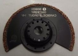 3-1/2 Carbide Segment Oscillating Blade
