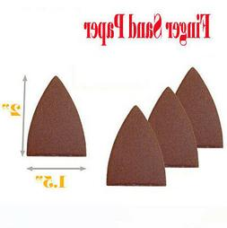 "2"" Detail Triangular Sanding SandPaper for Oscillating Multi"