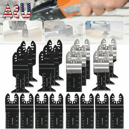 20PCS Dewalt Multi Tool Oscillating Saw Blades For Fein Mult