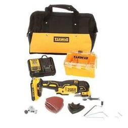 DEWALT 20V MAX XR  Brushless Oscillating Multi-Tool Kit DCS3