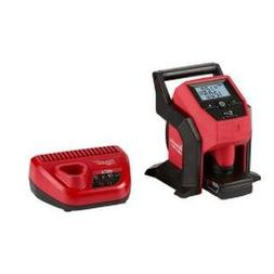 Milwaukee Electric Tools 2475-21XC M12 COMPACT Inflator Kit
