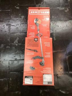 """Craftsman 25cc 4-Cycle Full Crank 18"""" Straight Shaft Trimmer"""