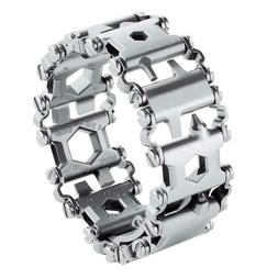 29 Functions Multi-Tool Bracelet for Outdoor Camping Hiking