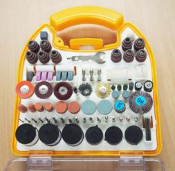 300Pcs Rotary Tool Bits Accessories Kit For Dremel  & Rotary