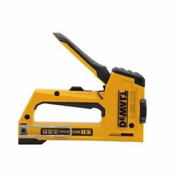 DEWALT 5 In 1 Multi-Tacker Stapler Gun Brad Nailer Multi-Too