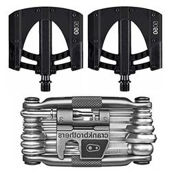 CRANKBROTHERs 5050 Platform High Performance Bike Pedals and