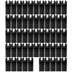 50PCS Universal 34mm Oscillating Multi Tool Saw Blades Carbo