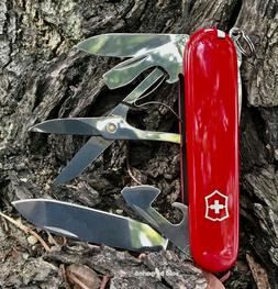 Victorinox 53341 Super Tinker Swiss Army Knife - 3.5 Length