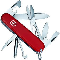 Victorinox 56341 Super Tinker Swiss Army Knife - Red