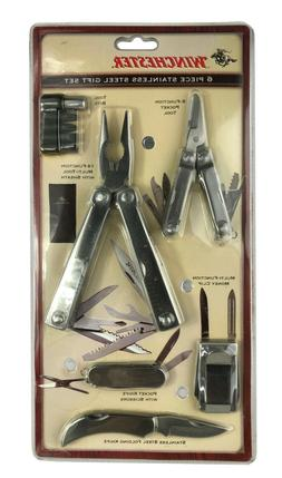6 pc stainless steel gift set 2007