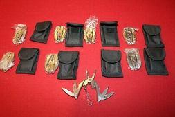 8 LOT MULTI TOOL PLIERS KNIFE SURVIVAL GEAR CUT TOOL TACKLE