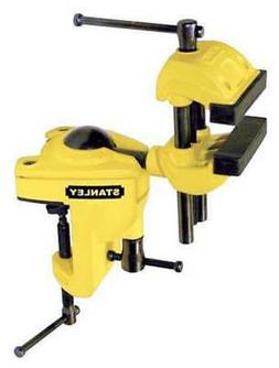 "STANLEY 83-069M 2-7/8"" Light Duty Multi-Angle Vise with Swiv"