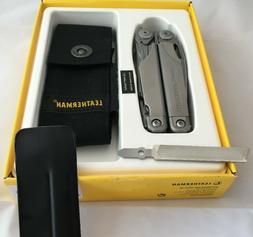Leatherman 830158 Surge 21 Tools Multi-Tool w/Sheath ~ Never