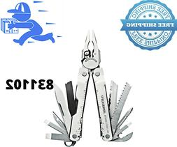 ~Leatherman~ 831102 Super Tool 300 Stainless Steel w/ Black