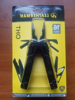 Leatherman 831631 OHT Multi-Tool, Black-  WITH BELT CARRY -
