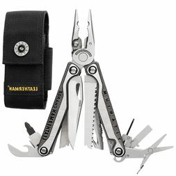 Leatherman 832537 Charge Plus TTI Stainless Steel Multi-Tool