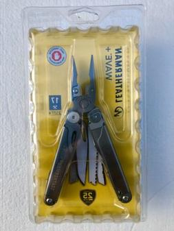 Leatherman 832563 Wave PLUS! 18 MultiTool NEW SEALED PACKAGE