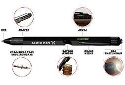 Pen Ninja: 9 in 1 Pen Multi-Tool