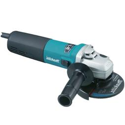 Makita 9565CV 120V Variable Speed Angle Grinder, 5-Inch, Tea
