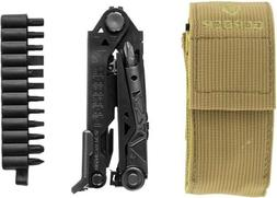 Gerber Center-Drive Multi-Tool BLACK with Sheath and Bit set