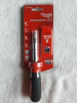 Milwaukee 48-22-2760 11 In 1 ECX Multi tip Screwdriver/Nutdr