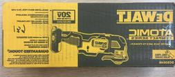 DEWALT ATOMIC 20V MAX Li-Io Brushless Oscillating Tool Only