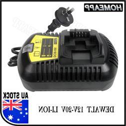 Battery Charger For DEWALT DCB105 12V - 20V Multi Voltage Li