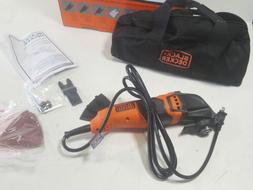 BLACK+DECKER BD200MTB 2.0 AMP Variable Speed Oscillating Mul