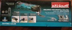 BRAND NEW MAKITA 18V LXT LITHIUM ION CORDLESS MULTI-TOOL XMT