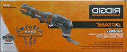Brand New RIDGID R862105B 18V Brushless JobMax Multi-Tool