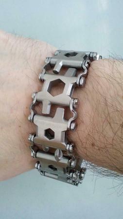 BUY @ LOWEST PRICE multi-functional multitool bracelet as a