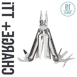 LEATHERMAN - Charge Plus TTi Multitool, Stainless Steel