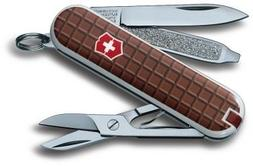 Victorinox Classic SD Chocolate Clam Pack Multi-Tool, 58mm