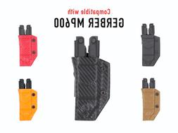 Clip & Carry Kydex Multitool Sheath - For the Gerber MP600 -