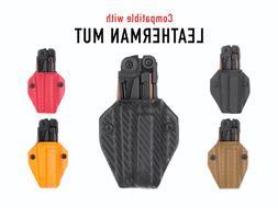 Clip & Carry Kydex Multitool Sheath fits Leatherman MUT - US
