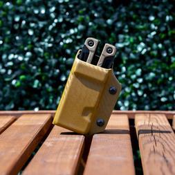 Clip & Carry Kydex Multitool Sheath for Leatherman OHT Multi
