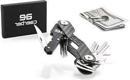Compact Pocket Key Holder – Made of German Lightweight Car