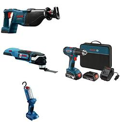 Bosch 18-Volt Compact Tough Drill/Driver Kit DDB181-02 with