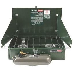 Coleman Cooking Stove Nickel Chrome Grate 14000 BTU 2-Burner