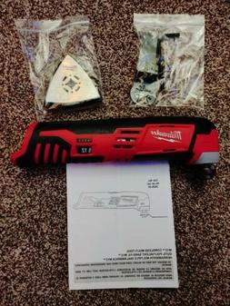 Milwaukee 2426-20 12V Cordless M12 Multi-Tool