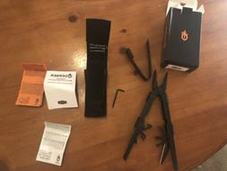Custom Gerber Multi-Plier 600 Black Needle Nose Multi-Tool M