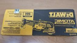 DeWalt DCS354B 20V Li-Ion Oscillating Multi-tool Atomic Comp