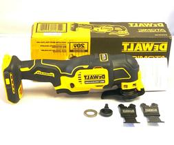 DeWALT DCS354B Atomic Compact Series Oscillating Multi-tool,